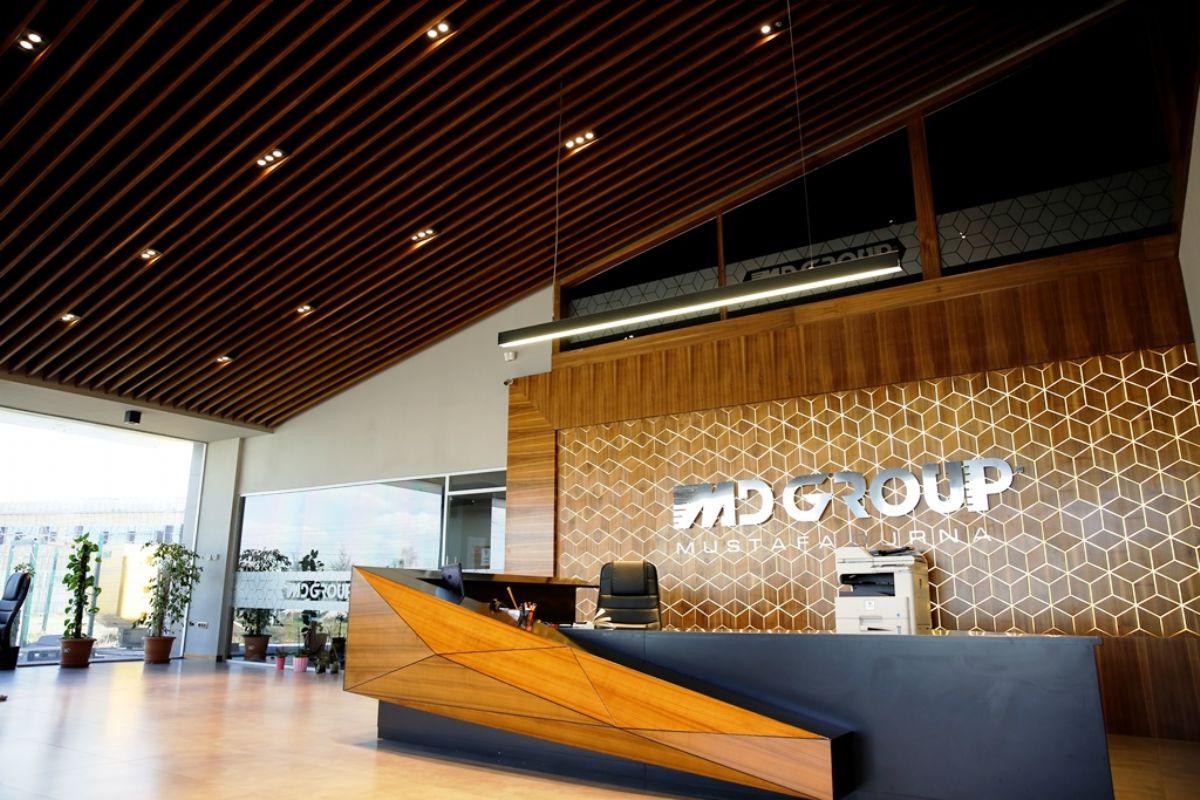 Mustafa Durna M.D. Group Ofis 7