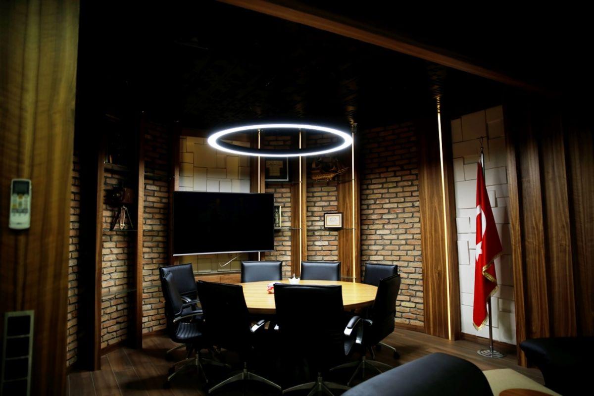 Mustafa Durna M.D. Group Ofis 2