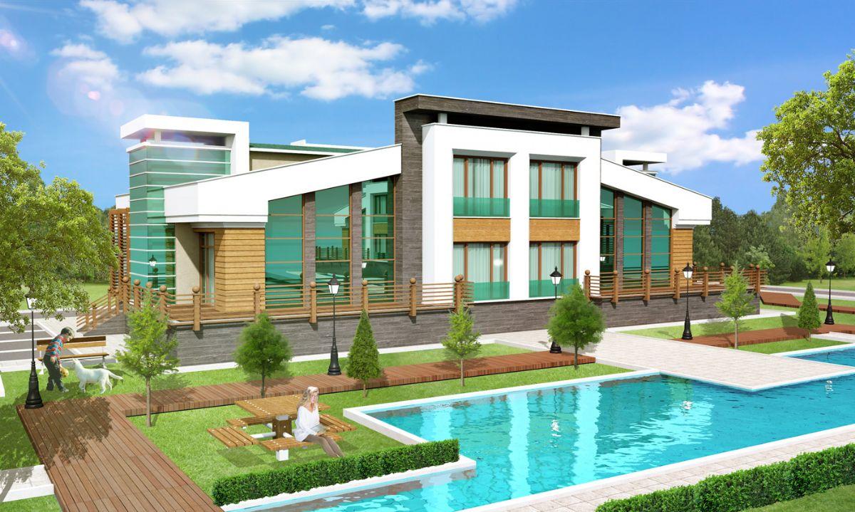 Sidelya Villaları