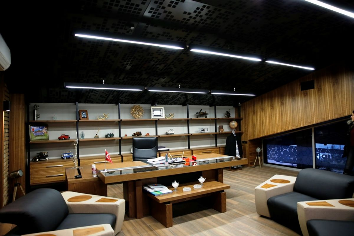 Mustafa Durna M.D. Group Ofis 4