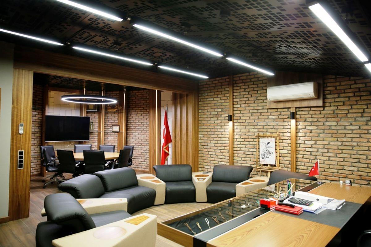 Mustafa Durna M.D. Group Ofis 9