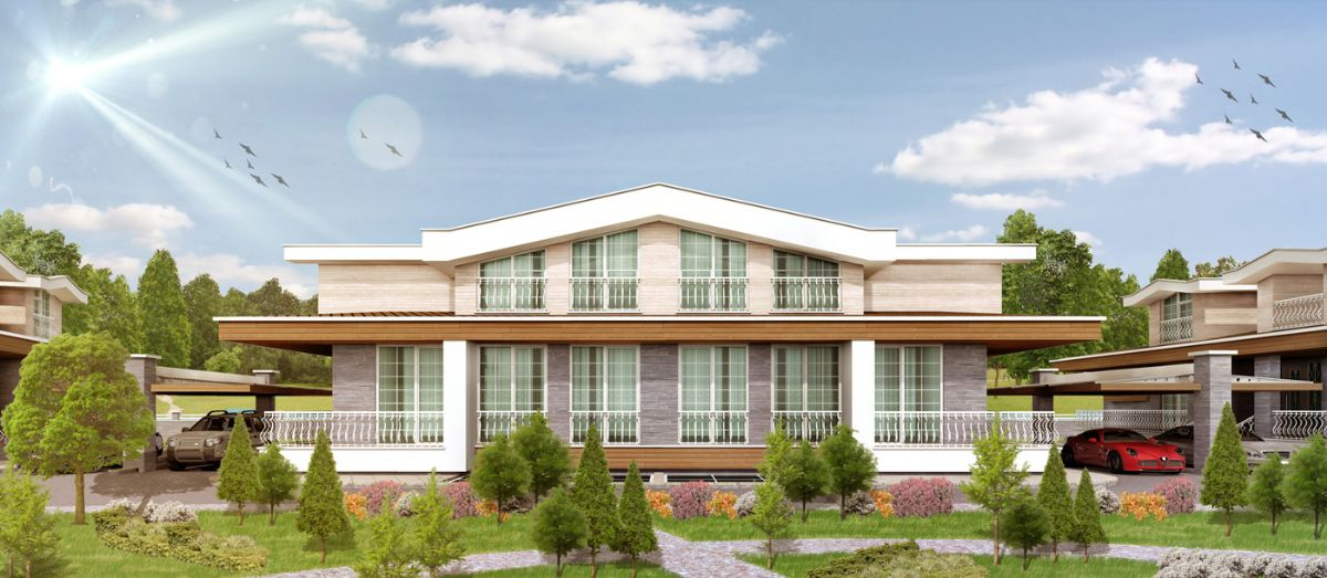 Babil Villaları 1