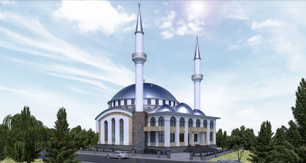 Gençağa Camii 1